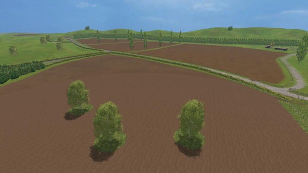 Poplar valey map for farming simulator 2015