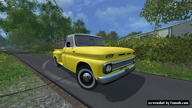Chevrolet C-10 Fleetside LWB by Modall