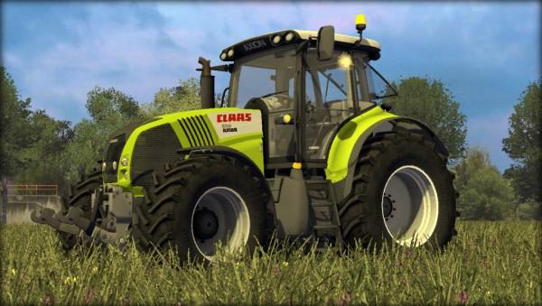 Claas-Axion-850 for farming simulator 15