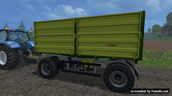 FLIEGL DK TRAILER 180-88 by Tomy & 924power