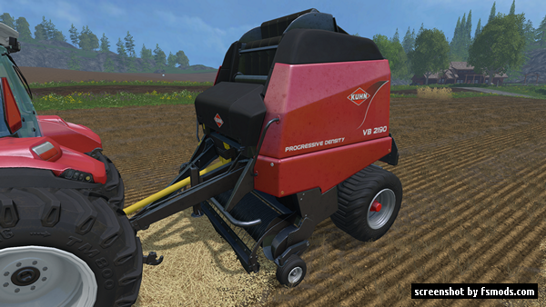 Kuhn VB 2190 by Giant