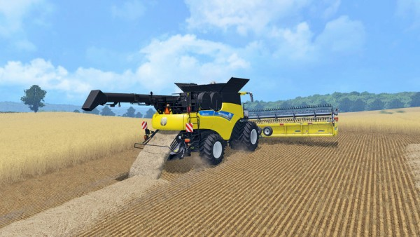 New holland CR1090 2