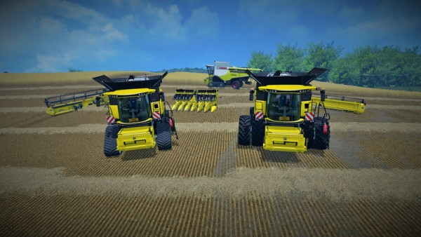 New holland CR1090 3